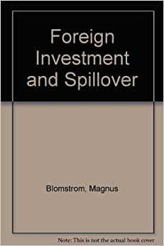 Foreign Investment And Spillovers