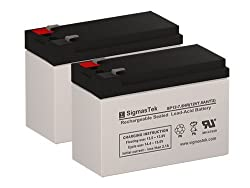 APC RBC 48 Replacement UPS Batteries - Set of 2