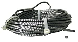 WARN 60076 ATV Replacement Wire Rope by Warn