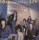 LIVE AND LET LIVE LP (VINYL ALBUM) US MERCURY 1977