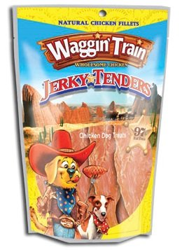 Waggin Train Chicken Jerky Tenders Dog Treats - 48oz. Bag