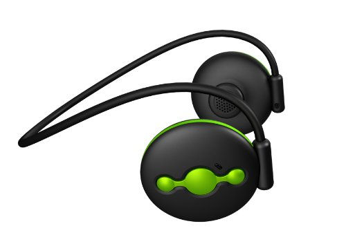 Sale alerts for Avantree CA Avantree Jogger Sports Wireless Bluetooth Stereo Headphones/Headsets for Running, Build in Mic for Ios or Android Phone Calls, Black/Green - Covvet