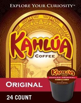Kahlua Original Coffee K Cup 120 Count
