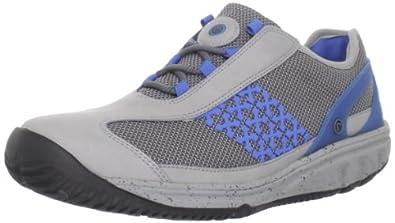 50682617dad2 (低价)Rockport Men s Zenacity Sport Balance 乐步男士真皮运动鞋灰色
