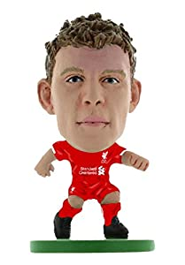 "SoccerStarz ""Liverpool James Milner"" Home Kit by Creative Toys Company"