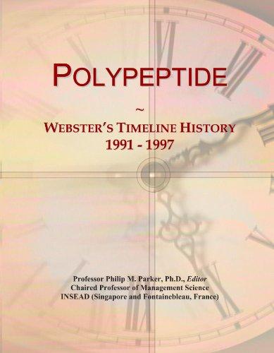 Polypeptide: Webster's Timeline History, 1991 - 1997
