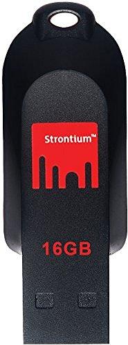 Strontium-Pollex-16GB-USB-Pen-Drive-BlackRed