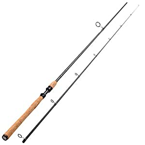 Fiblink saltwater spinning spin fishing rod for Amazon fishing rods