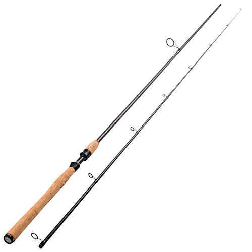 Fishlander rods fiblink saltwater spinning spin for Bass fishing pole
