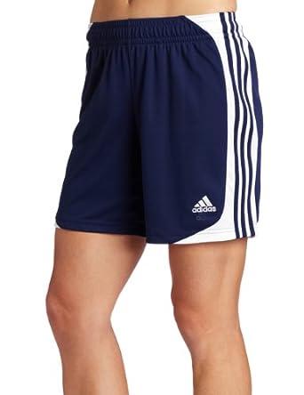 adidas Women's Nova 12 Short, New Navy/White, Small