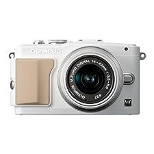Olympus PEN E-PL5 Systemkamera, 16 MP