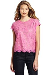Robert Rodriguez Women's Must Have Lace Tee