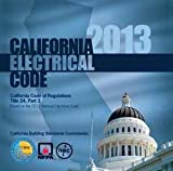img - for 2013 California Electrical Code - Title 24 Part 3 book / textbook / text book