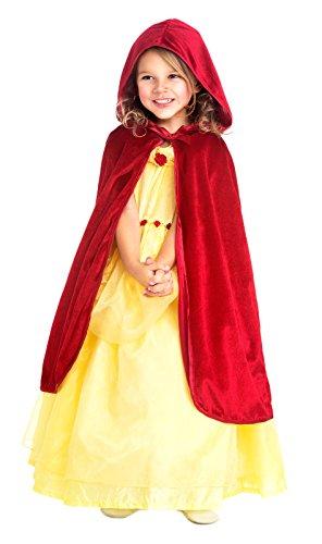Red Princess Cloak
