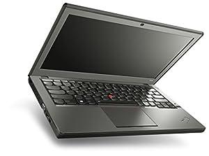 """Lenovo ThinkPad X240 Premium Business Ultrabook - Core i7-4600U, 1TB HDD + 16GB SSD, 8GB RAM, 12.5"""" HD IPS Anti-Glare Display, 720p HD Webcam, Intel 7260-bgn Premium WiFi, Bluetooth, Fingerprint Reader, Windows 8 64-bit (Business Black)"""