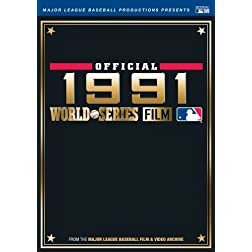 Official 1991 World Series Film