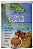 Coconut Secret Coconut Crystals, Raw, 12-Ounce