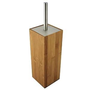 Set WC scopino con portascopino porta scopino in bamb? accessori ...