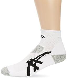 ASICS Men's Nimbus Sock - Real White, Medium