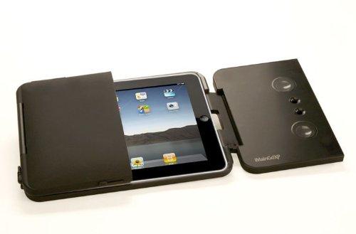 Imaingo Xp Ipad 1/Ipad 2 Portable Speaker Case