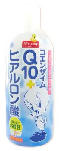 エムズワン スキンLO Q10+ヒアルロン酸