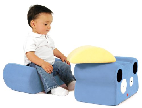 P'kolino Silly Soft Seating Blue