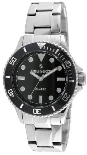 peugeot-mens-silver-steel-pro-diver-black-bezel-bracelet-watch-1023s