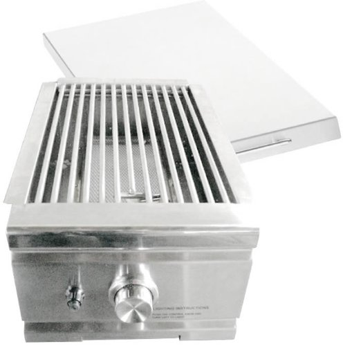 Summerset Grills Stainless Steel Sear Side Burner Ssear1Lp Propane