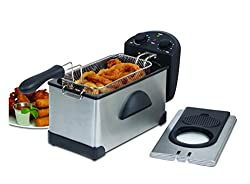 Deep Fryer with Timer VTL-5525