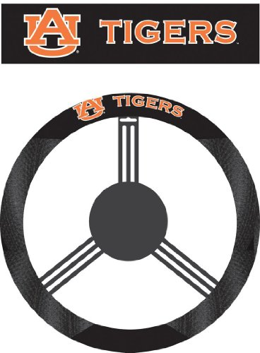 NCAA Auburn Tigers Poly-Suede Steering Wheel Cover at Amazon.com