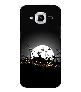 EPICCASE Halloween Cover Mobile Back Case Cover For Samsung J2 2016 (Designer Case)