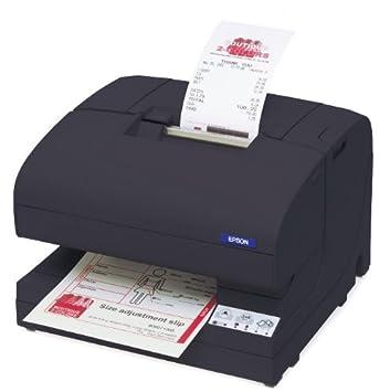 Epson TM J7500P Imprimante à reçu N&B jet d'encre Rouleau  (8,3 cm), Rouleau (13,5 cm) 180 ppp x 180 ppp jusqu'à 16.4 lignes/sec capacit é : 1 rouleaux parall èle