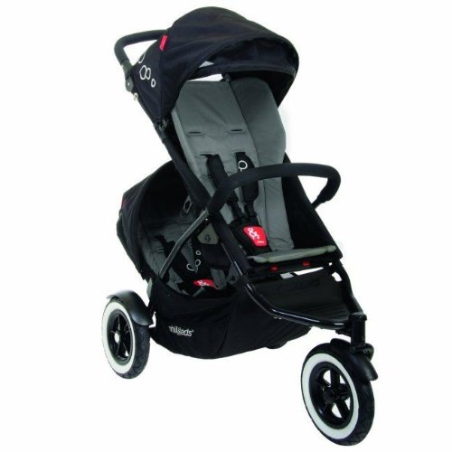 Compact Double Strollers