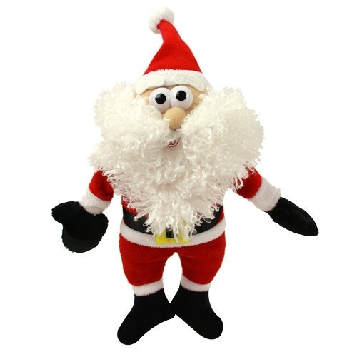 Slingshot Flying Santa Claus