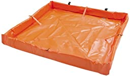 AIRE INDUSTRIAL 918-020404O Duck Pond Portable Containment, 20 Gallon Spill Capacity, 24\