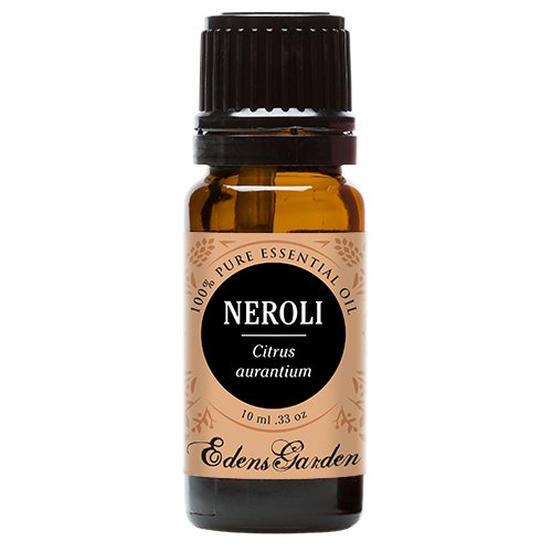 Neroli 100% Pure Therapeutic Grade Essential Oil by Edens Garden- 10 ml