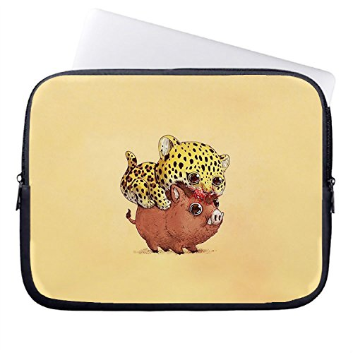 hugpillows-laptop-sleeve-bag-brutal-cubs-on-yellow-notebook-sleeve-cases-with-zipper-for-macbook-air