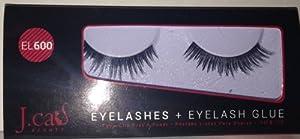 J. Cat Beauty Eyelashes + Eyelash Glue