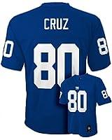 Victor Cruz #80 New York Giants NFL Youth Mid-tier Jersey Blue