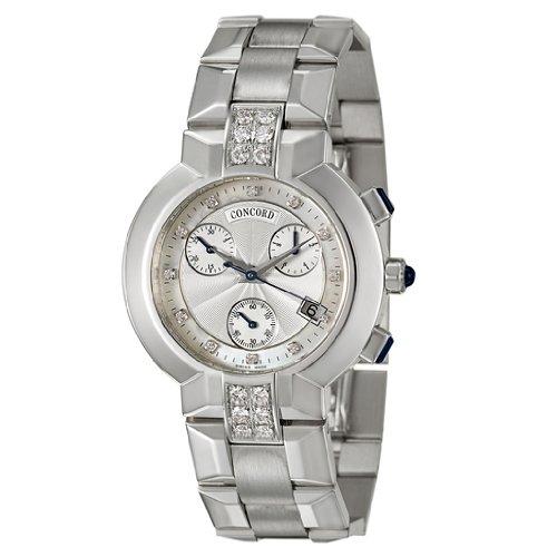 Concord La Scala Women's Quartz Watch 0309196