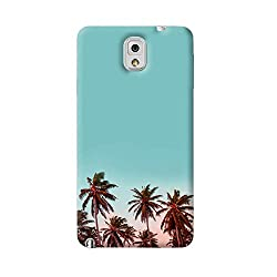Note4 Multi Color Pattern Phone Back Cover 105
