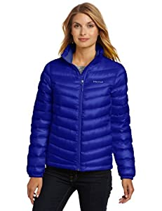 Marmot Women's Jena Jacket, Electric Blue, X-Small