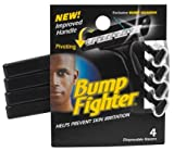 Bump Fighter Mens Disposable Razors Mens - 12-4packs (48 count)