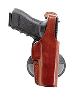 Bianchi 59 Special Agent Hip Holster - Glock 19/23 Auto - Tan