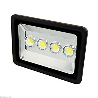 rextin new brightest led flood light 200w white waterproof security. Black Bedroom Furniture Sets. Home Design Ideas