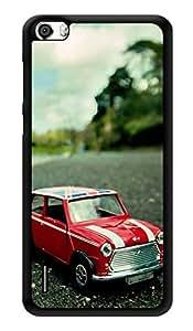 "Humor Gang Super Car Vintage Love Printed Designer Mobile Back Cover For ""Huawei Honor 6"" (3D, Glossy, Premium Quality Snap On Case)"