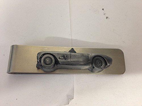 edelstahl-geldklammer-geldscheinklammer-mit-chevrolet-corvette-1957-zinn-effekt-circa-3d-emblem-ref3