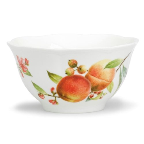 Lenox Orchard in Bloom Set of 4 Rice Bowls (Lenox Rice Bowl Set compare prices)