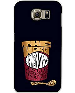Samsung Galaxy S6 Edge PlusBack Cover Designer Hard Case Printed Cover