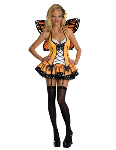 Fantasy Butterfly Sm Halloween Costume - Adult Small